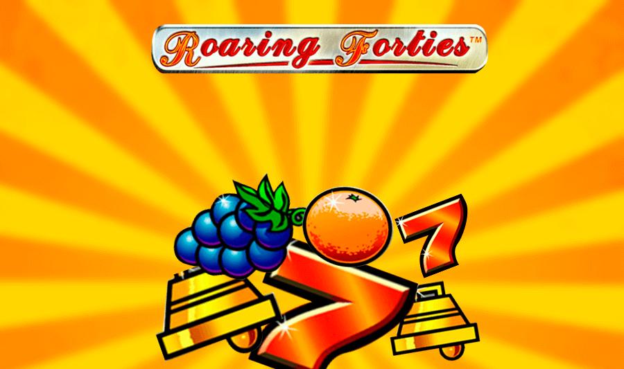 Gaminato Roaring Forties Slot Igra