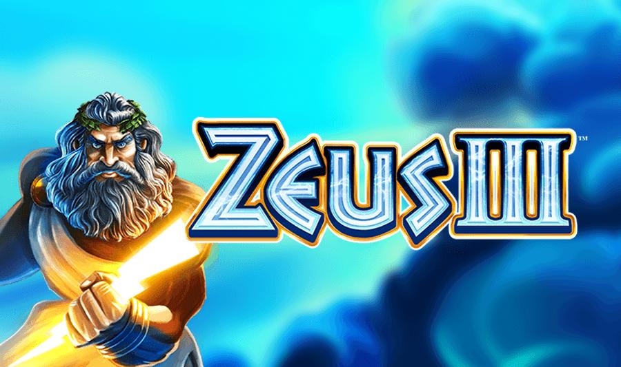 Play No Download Zeus III Slot Machine Free Here